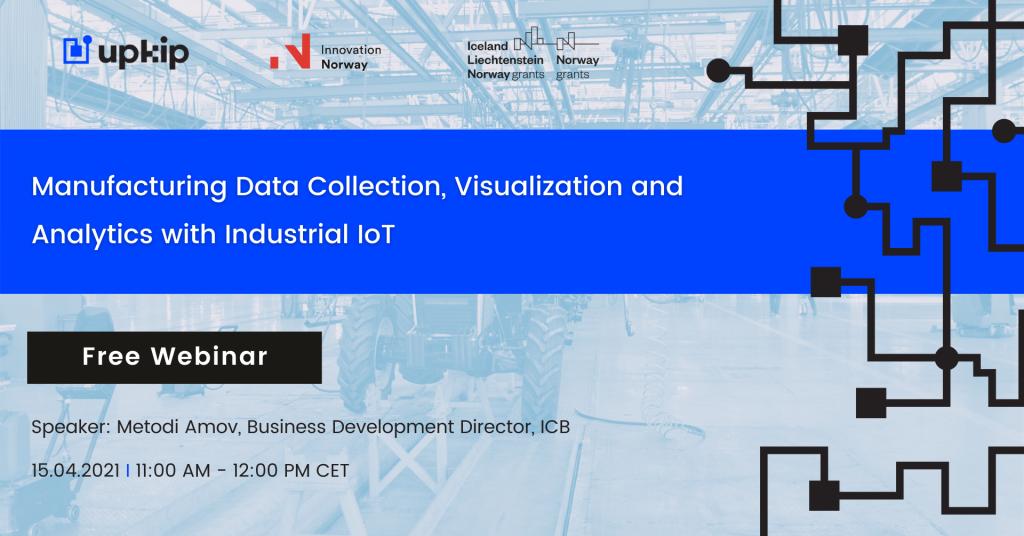 Free Webinar - Manufacturing Digitalization_15.04.2021
